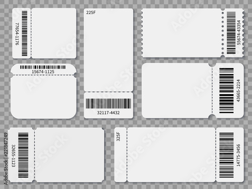 ticket templates blank admit one festival concert theater raffle