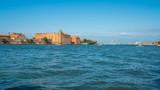 Beautifull view of Venice. Giudecca island. Gradn canal. Region Veneto. Italy - 221850823