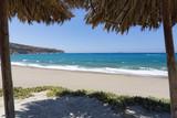 Kommos Beach auf Kreta, Griechenland