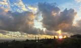 A Sunrise Over Kapalua, West Maui, Hawaii - 221865258