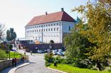 Castle of Sandomierz, Poland - 221868814