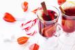 Leinwandbild Motiv delicious mulled wine
