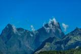 montagnes de Tahiti - 221894882