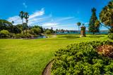 Botanic garden of Sydney, Australia, in the summer - 221904271