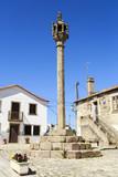 Almendra – Medieval Pillory - 221908402