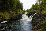 Водопад Кивач. Карелия. the Kivach waterfall Karelia