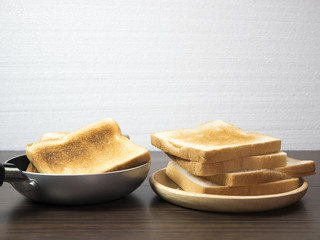 Toast breakfast set