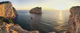 tramonto su alghero