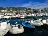 Imbarcazione al porto di Salerno in Campania - 221952627