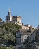 streets of avignon france provence - 221956009