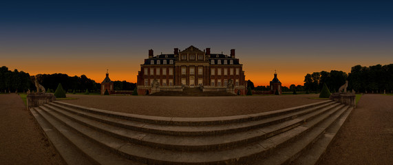 Westphalian Versailles in the panorama look © Lato-Pictures
