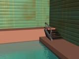 Hallenbad mit Schwimmbecken - 221978250