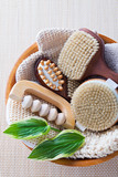 brushes for dry body massage - 221980211