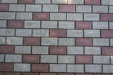 The texture of paving slabs - 221996481
