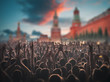 concert on Red Square in Moscow.