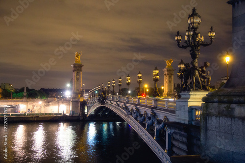 Fridge magnet Midnight in Paris