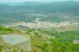 Views from Monte toro, Menorca, Balearic Islands, Spain - 222036038