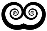 Espirales hacia el infinito. - 222047808