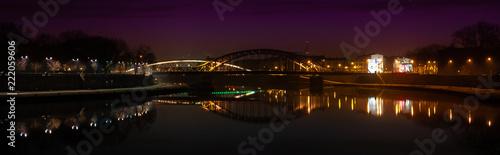 Most o świcie #3 - 222059606