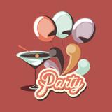 party concept design - 222066620