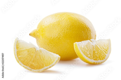 Ripe lemon - 222074817