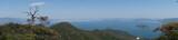 Miyajima Berg Misen: Panoramaaussicht