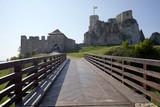 Zamek Rabsztyn – ruiny średniowiecznego zamku leżącego na Jurze Krakowsko-Częstochowskiej, - 222092291