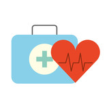 kit first aid and heart rate medical - 222104269