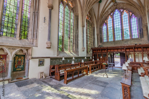 Chapel to the Holy Trinity and St. Mark, Wells, Somerset - 222120204