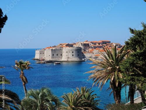 Foto Murales Fortress of St John Dubrovnik Croatia