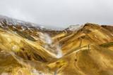 Kerlingarfjoll mountain range - 222135611