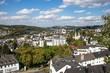 Blick über die Dächer von Siegen