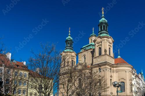 St. Nicholas Church in Prague - 222159426