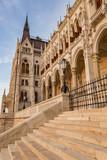 Budapest Hungary 2018: building of parliament  - 222167263