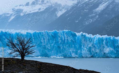 Foto Murales Glaciar Perito Moreno