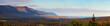 Panorama in Nova Scotia