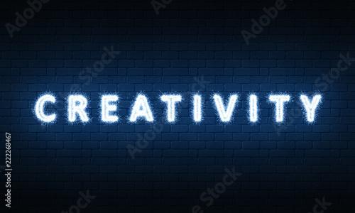 Fototapeta CREATIVITY