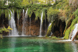 Plitvice Lakes National Park - beautiful waterfalls