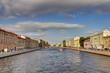 Saint-Petersburg landmarks, Russia