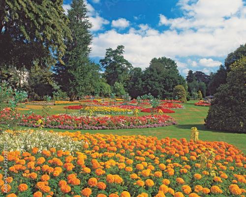 Foto Murales Leamington Garden England