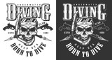Diving apparel design - 222301022