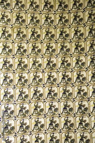 Naklejka Azulejos Portugues