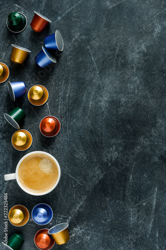 Sticker Cup of espresso