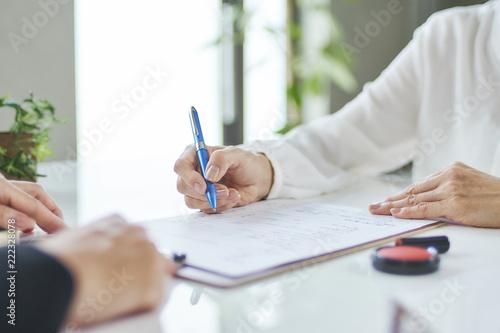 ビジネス 契約締結