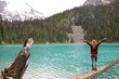 Joffre lakes, wonderful