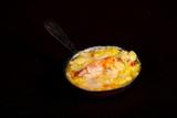 Clay pot with prawn - 222372014