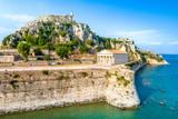 The Metropolitan Church of Kerkyra on the island of Corfu in Greece - 222415470
