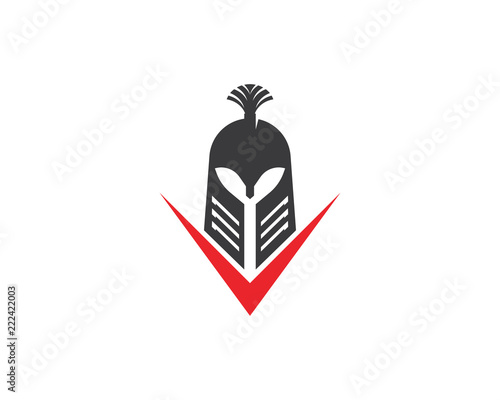 spartan helmet logo template buy photos ap images detailview