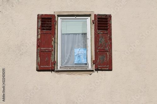 Altes Fenster - 222428205