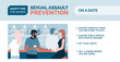 Sexual assault prevention: how to be safe on a date